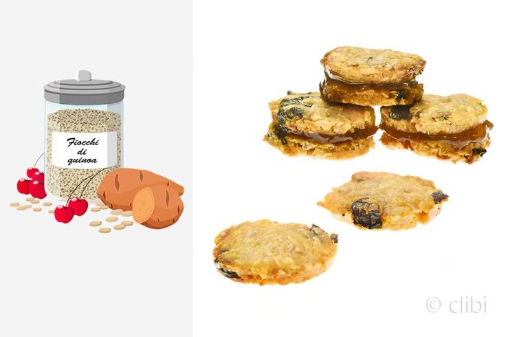 biscotti_patate_dolci_arachidi_senza-glutine