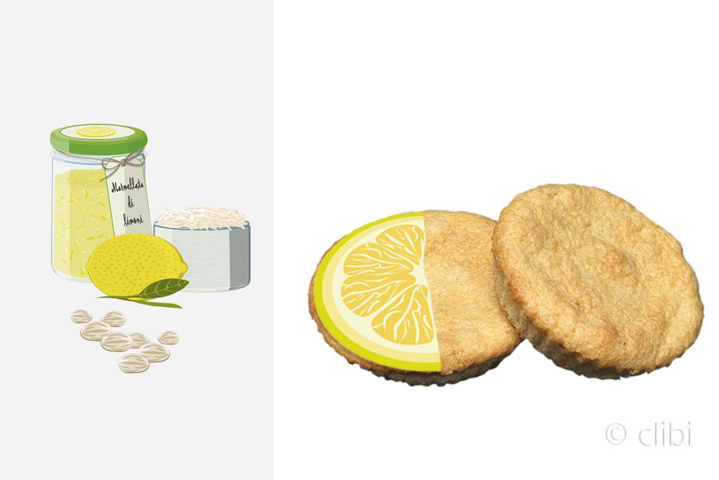 dolcini al limone